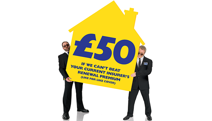 Home Insurance promotional image