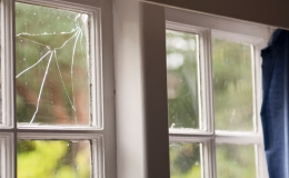 An image to represent Accidental Breakage to Fixed Glass & Double Glazing
